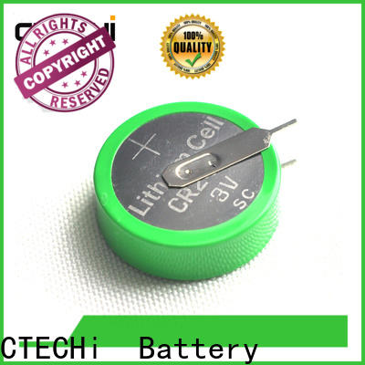 miniature 3v button battery customized for laptop