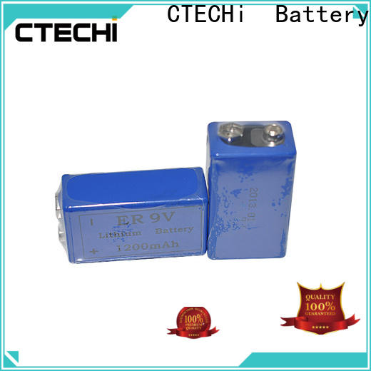 CTECHi cylindrical rechargeable coin cell personalized for remote controls