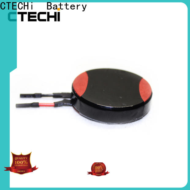 CTECHi cylindrical high capacity lithium battery factory for electronic products