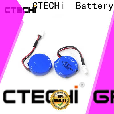 CTECHi digital lithium cell batteries factory for remote controls