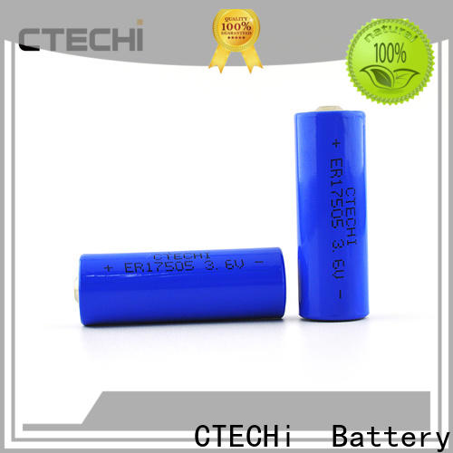 CTECHi electronic lithium ion rechargeable battery personalized for remote controls