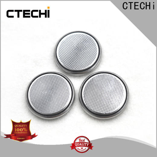CTECHi rechargeable coin cell battery manufacturer for household
