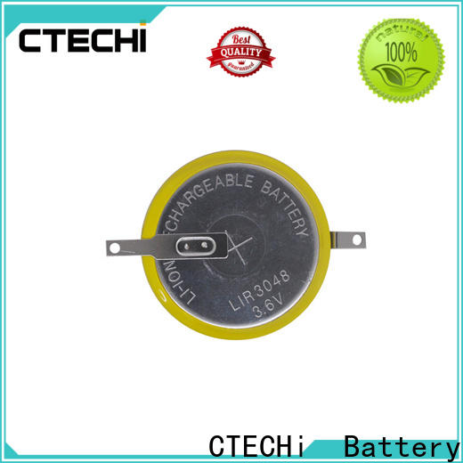 CTECHi electronic rechargeable cell battery design for household