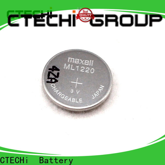 charging rechargeable coin cell battery wholesale for calculator