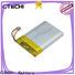 CTECHi li-polymer battery personalized for