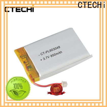 CTECHi conventional lithium polymer battery charger customized for phone