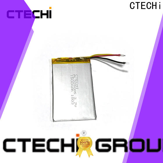 CTECHi lithium polymer battery life personalized for phone