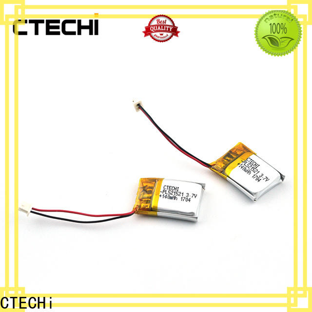 CTECHi 37v lithium polymer battery 12v personalized for smartphone