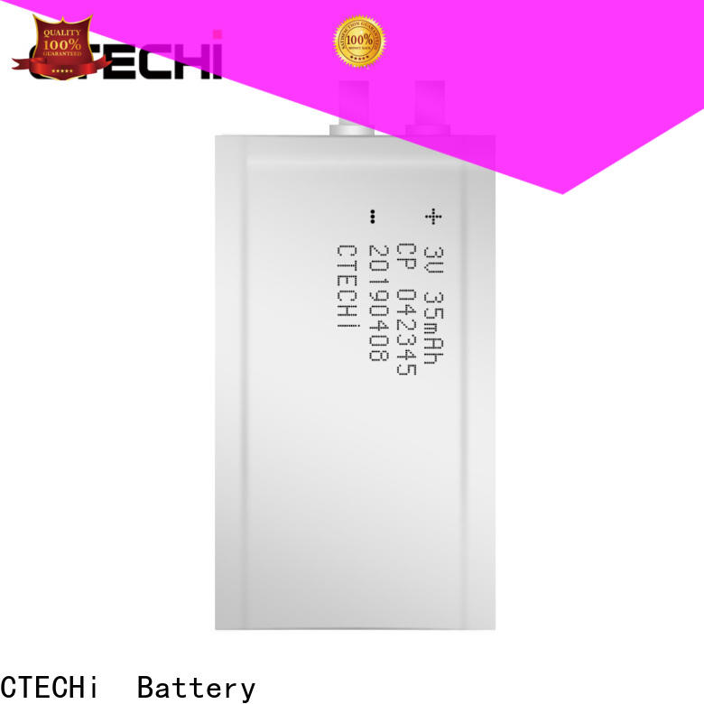 practical ultra-thin battery directly sale for manufacture