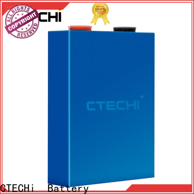 CTECHi 12v lifepo4 battery charger customized for travel