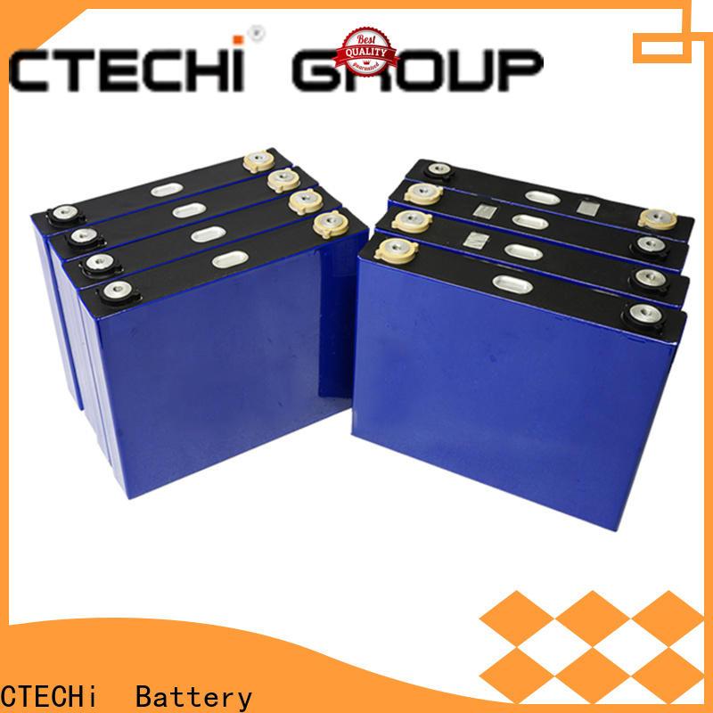 CTECHi lifepo4 battery 100ah series for golf car