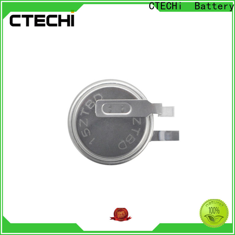 CTECHi solder tab not rechargeable batteries manufacturer for industry