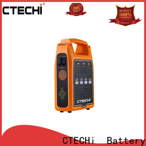 CTECHi stable best power station customized for back up