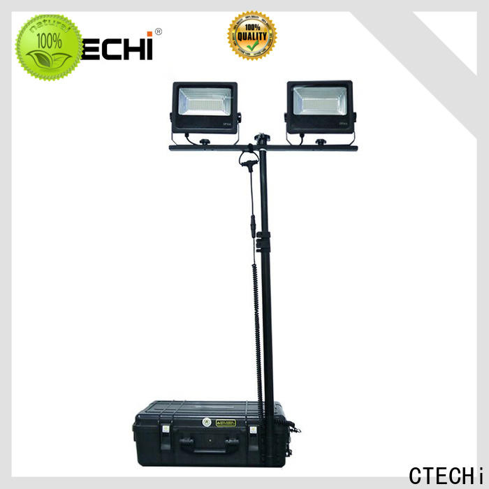 CTECHi lithium power station manufacturer for outdoor