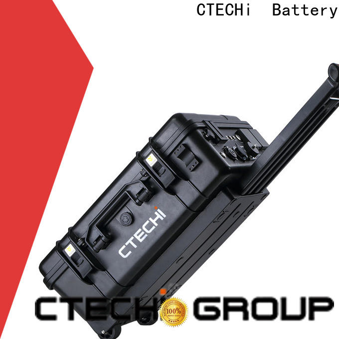 CTECHi 1500w power station personalized for outdoor