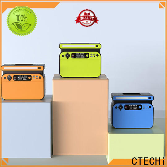 CTECHi professional best power station customized for outdoor