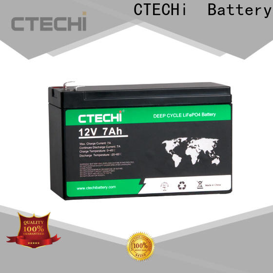 CTECHi lifep04 battery pack supplier for Cleaning Machine