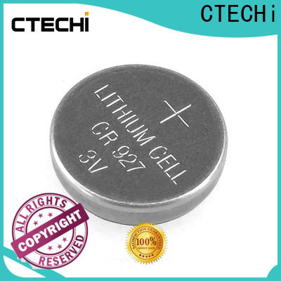 CTECHi digital lithium button cell customized for computer