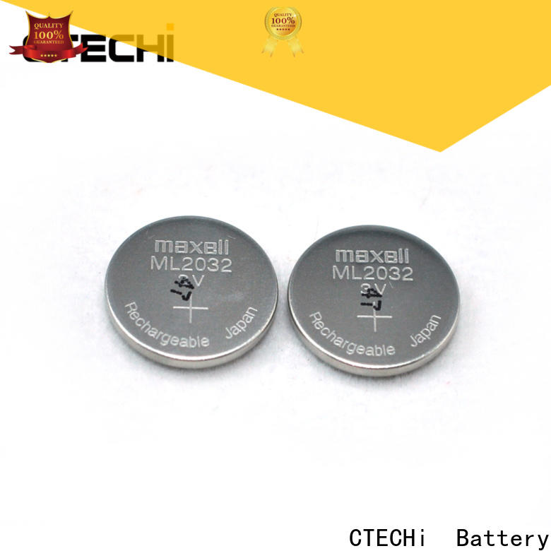CTECHi charging rechargeable button cell batteries design for household