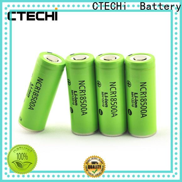 CTECHi professional panasonic lithium battery 18650 customized for drones