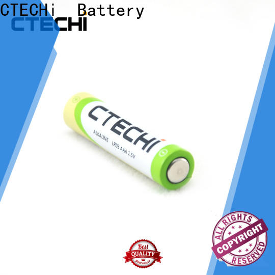 CTECHi AAA size aaa alkaline battery supplier for digital products
