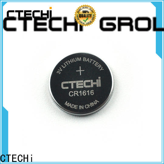 CTECHi lithium button cell customized for camera