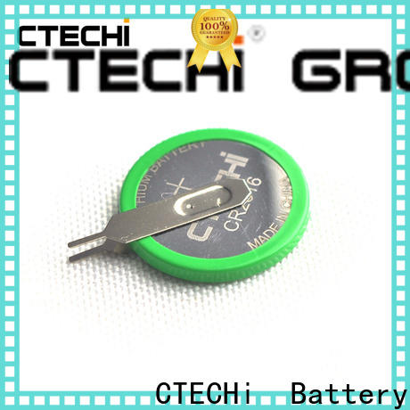primary button cell customized for camera