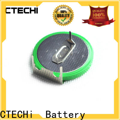 miniature lithium button cell personalized for instrument