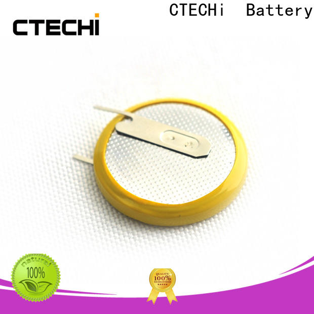 CTECHi lithium button batteries customized for instrument