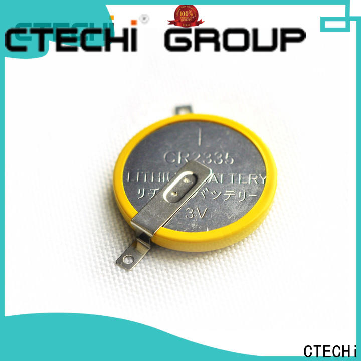 CTECHi miniature lithium button cell supplier for computer