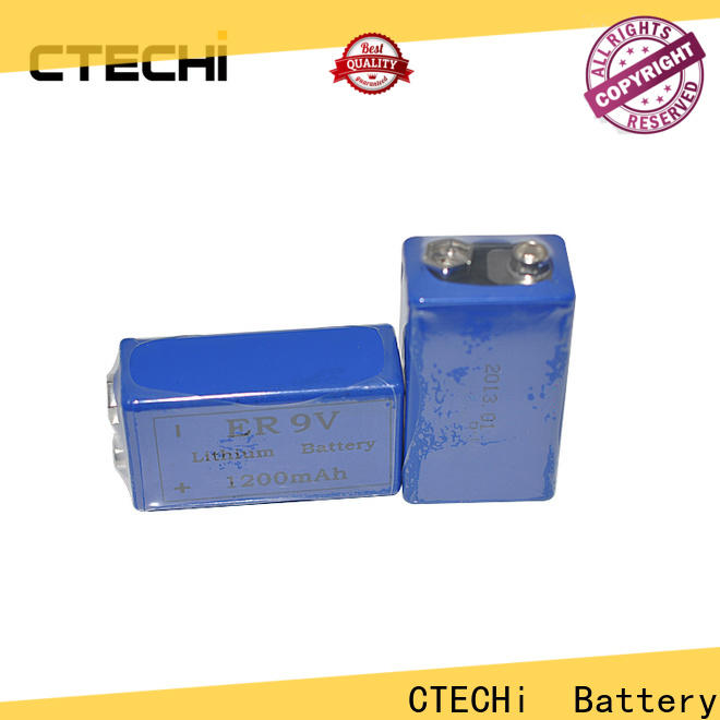 CTECHi high capacity battery factory for electric toys