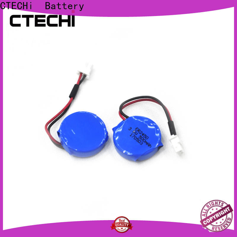 CTECHi lithium battery price customized for electronic products