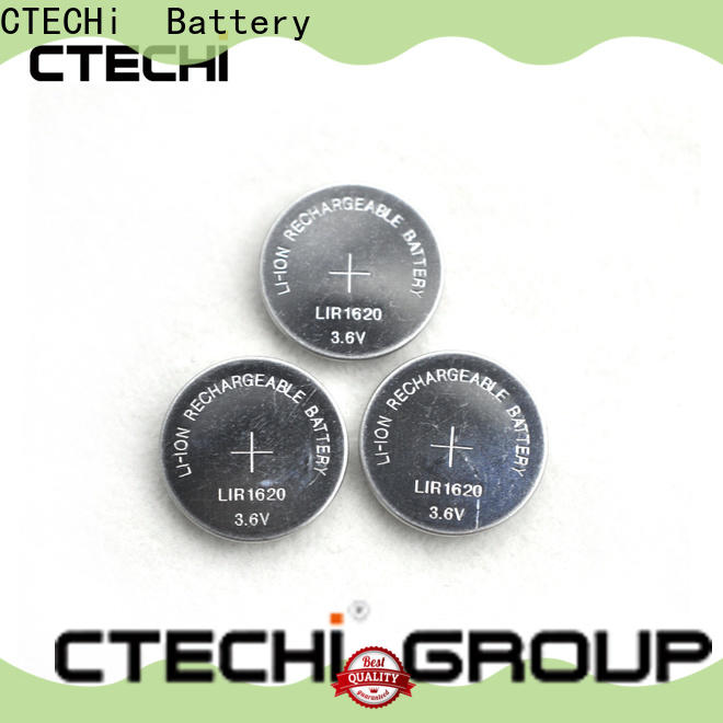 digital rechargeable cell battery factory for car key