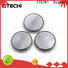 CTECHi electronic rechargeable coin cell wholesale for household
