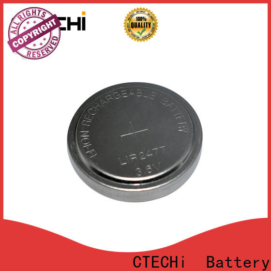 CTECHi rechargeable button cell batteries design for calculator