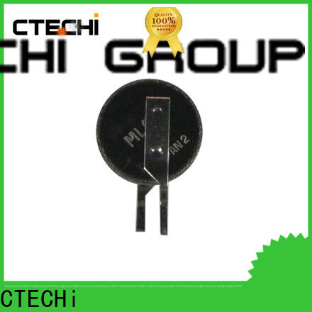 CTECHi rechargeable coin cell factory for household
