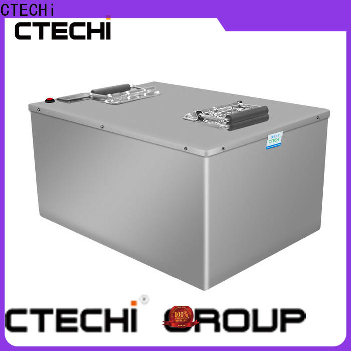 CTECHi camping battery pack manufacturer for energy storage