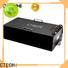 CTECHi lifepo4 battery pack personalized for golf cart
