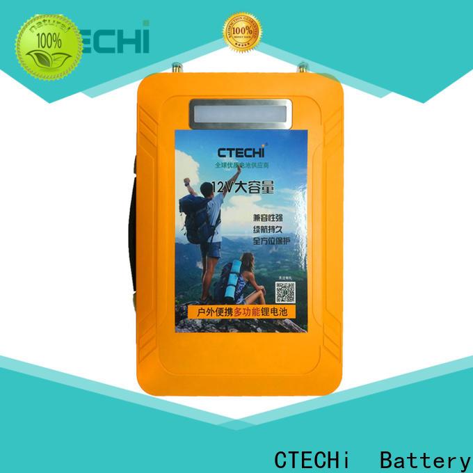 12v lifepo4 battery pack supplier for golf car