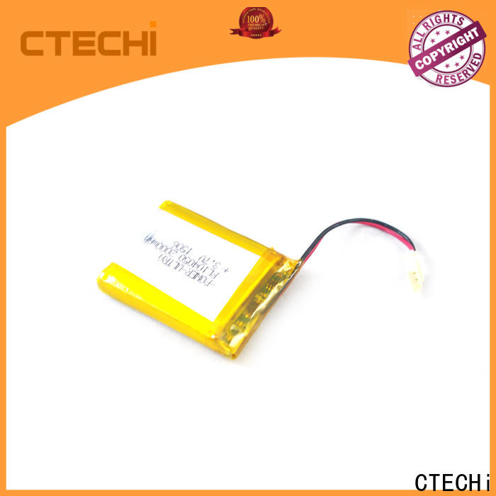 CTECHi lithium polymer battery life series for electronics device
