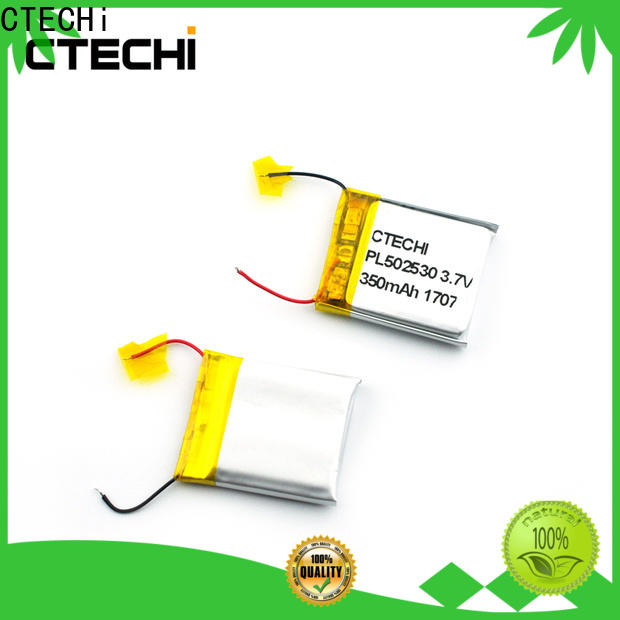 CTECHi square lithium polymer battery charger customized for smartphone