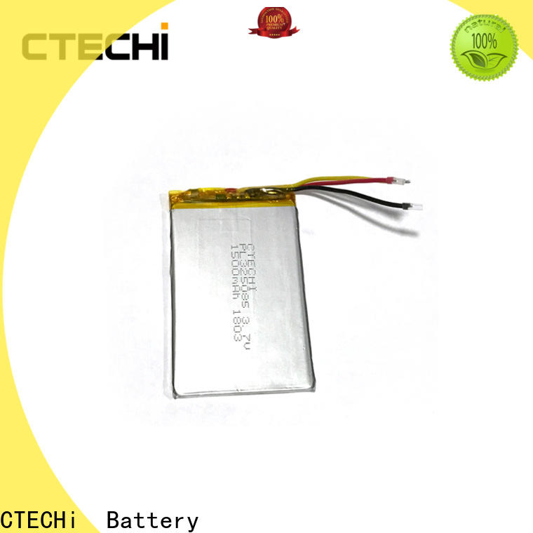 conventional lithium polymer battery charger customized for electronics device