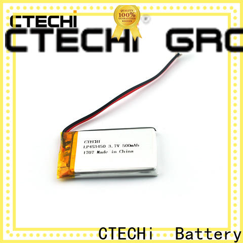 CTECHi conventional lithium polymer battery supplier for phone