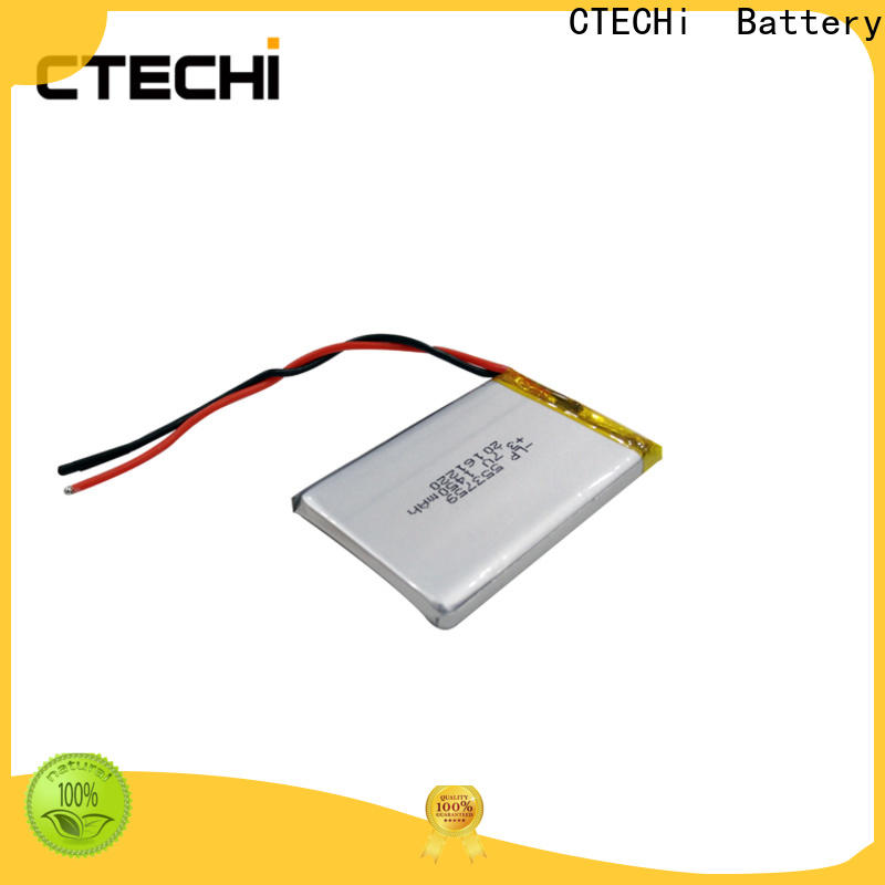CTECHi 37v polymer battery personalized for phone
