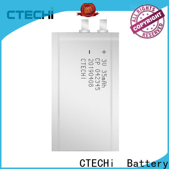 CTECHi 74v micro-thin battery manufacturer for manufacture