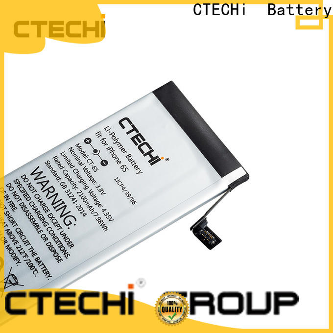 CTECHi iPhone battery wholesale for home