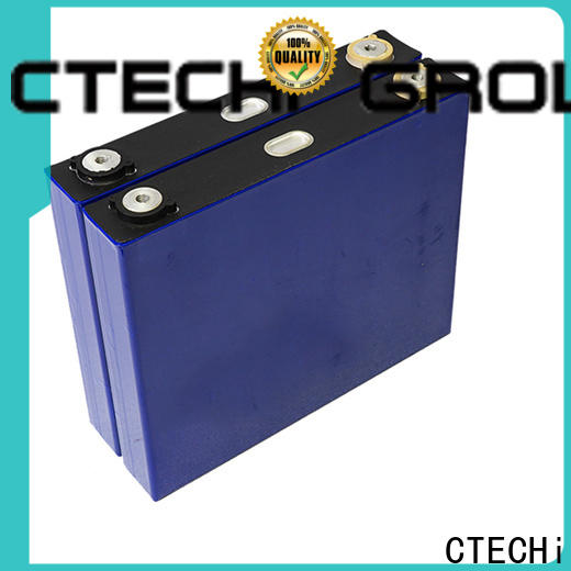 CTECHi lifepo4 battery personalized for golf car
