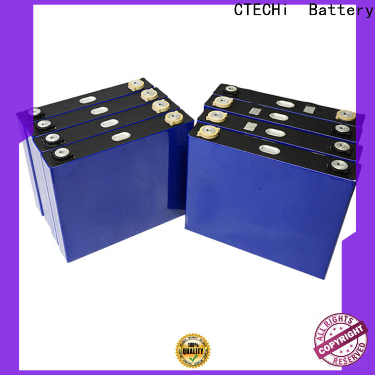CTECHi multifunctional 48v lifepo4 battery customized for RV