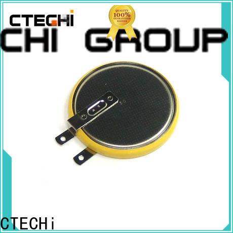 CTECHi durable panasonic lithium battery 3v customized for flashlight