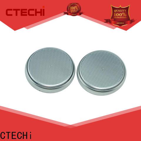 CTECHi high quality panasonic lithium battery 18650 series for flashlight